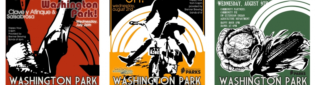 New And Improved Washington Park Wednesdays