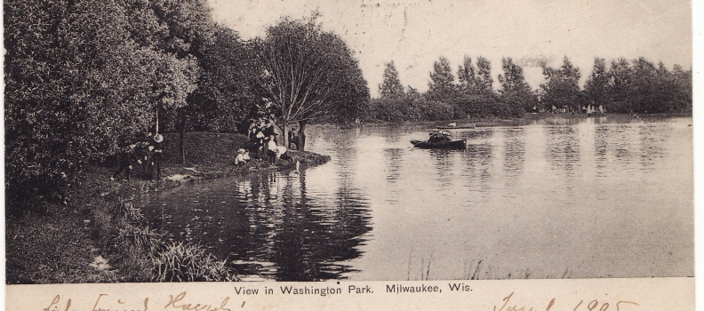 History Of Washington Park part 1